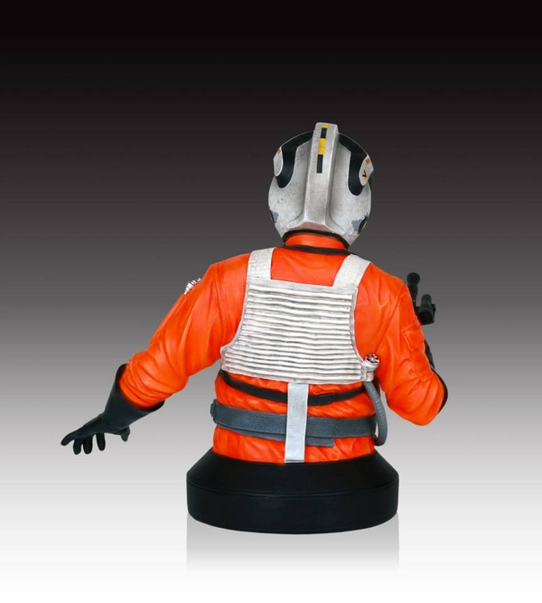 Gentle Giant - SDCC 2014 exclusives - Jek Porkins Mini Bust. Porkin14