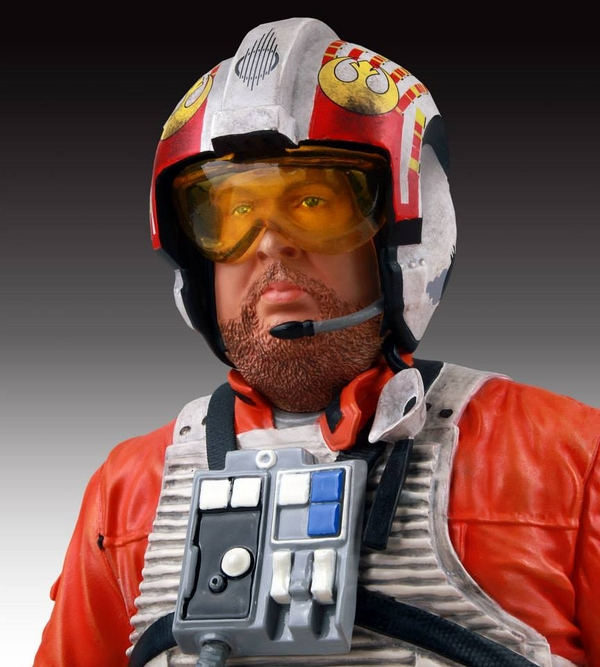 Gentle Giant - SDCC 2014 exclusives - Jek Porkins Mini Bust. Porkin15