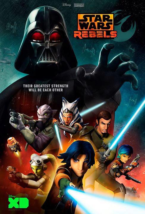 Star Wars Rebels DVD et Blu Ray. News, Infos. Poste_10