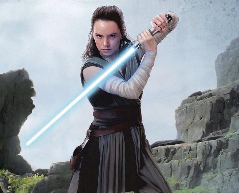 8 - Les posters de Star Wars VIII - The Last Jedi - Page 2 Poster15