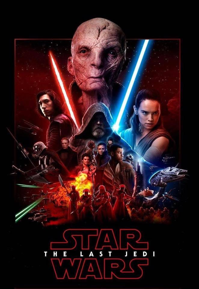 8 - Les posters de Star Wars VIII - The Last Jedi - Page 2 Poster18