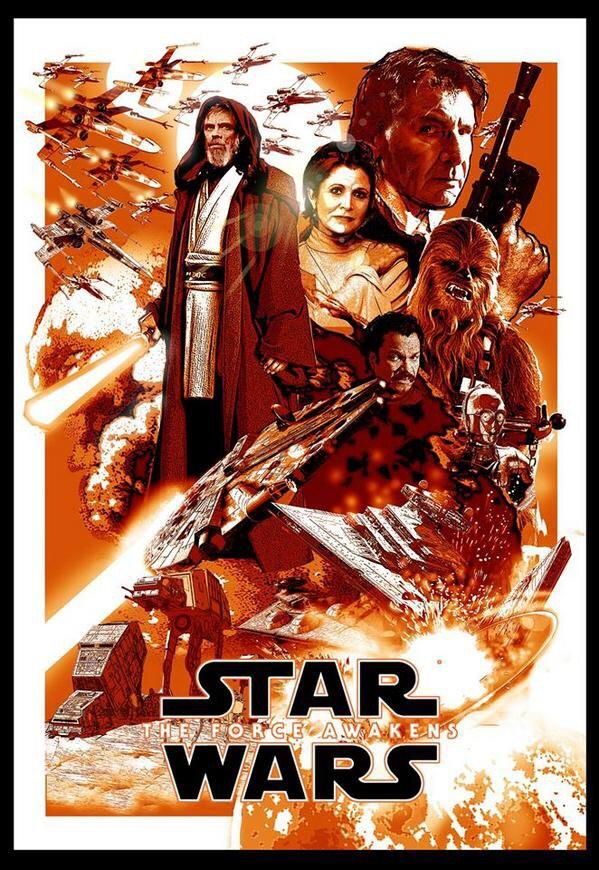 7 - Les posters de Star Wars The Force Awakens - Page 4 Poster36
