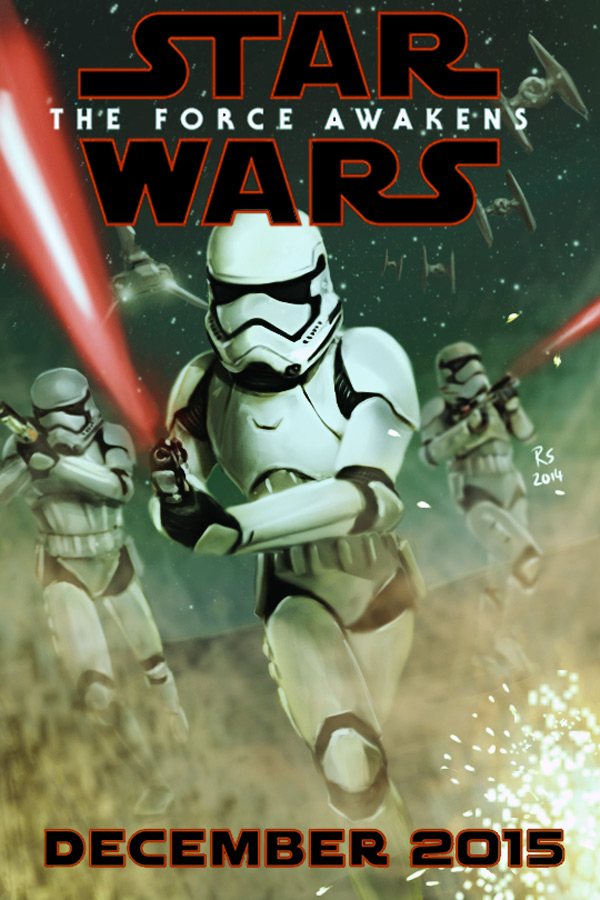 7 - Les posters de Star Wars The Force Awakens - Page 4 Poster38