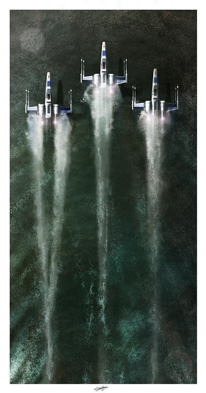 7 - Les posters de Star Wars The Force Awakens - Page 5 Poster41