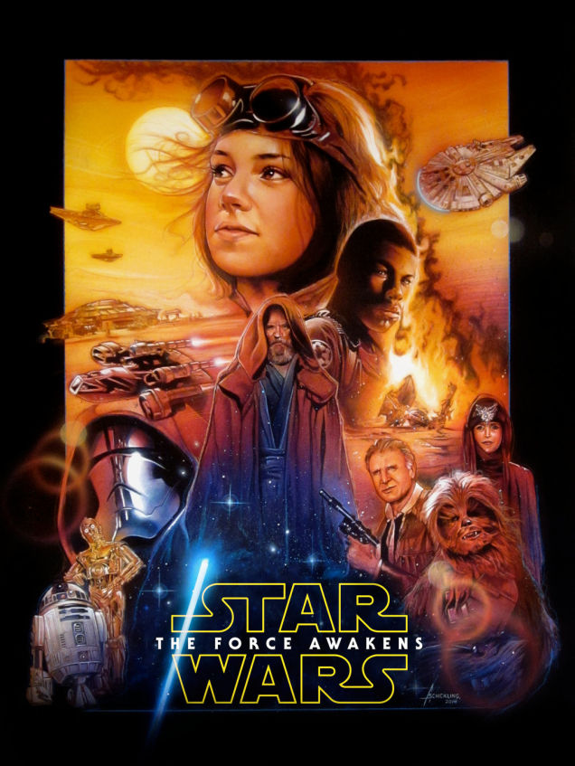 7 - Les posters de Star Wars The Force Awakens - Page 5 Poster47