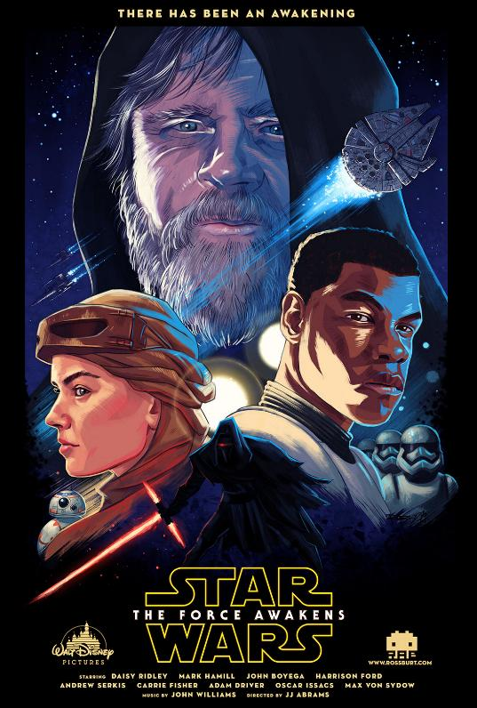 7 - Les posters de Star Wars The Force Awakens - Page 5 Poster48