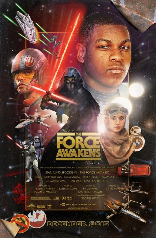 7 - Les posters de Star Wars The Force Awakens - Page 5 Poster49