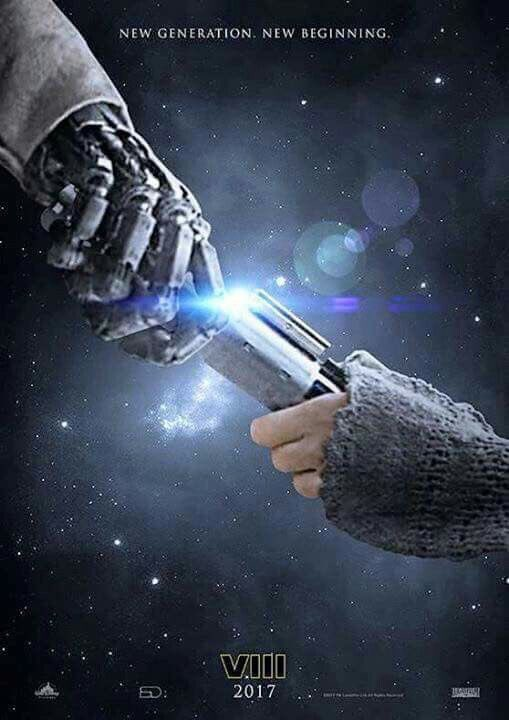 8 - Les posters de Star Wars VIII - The Last Jedi Poster53