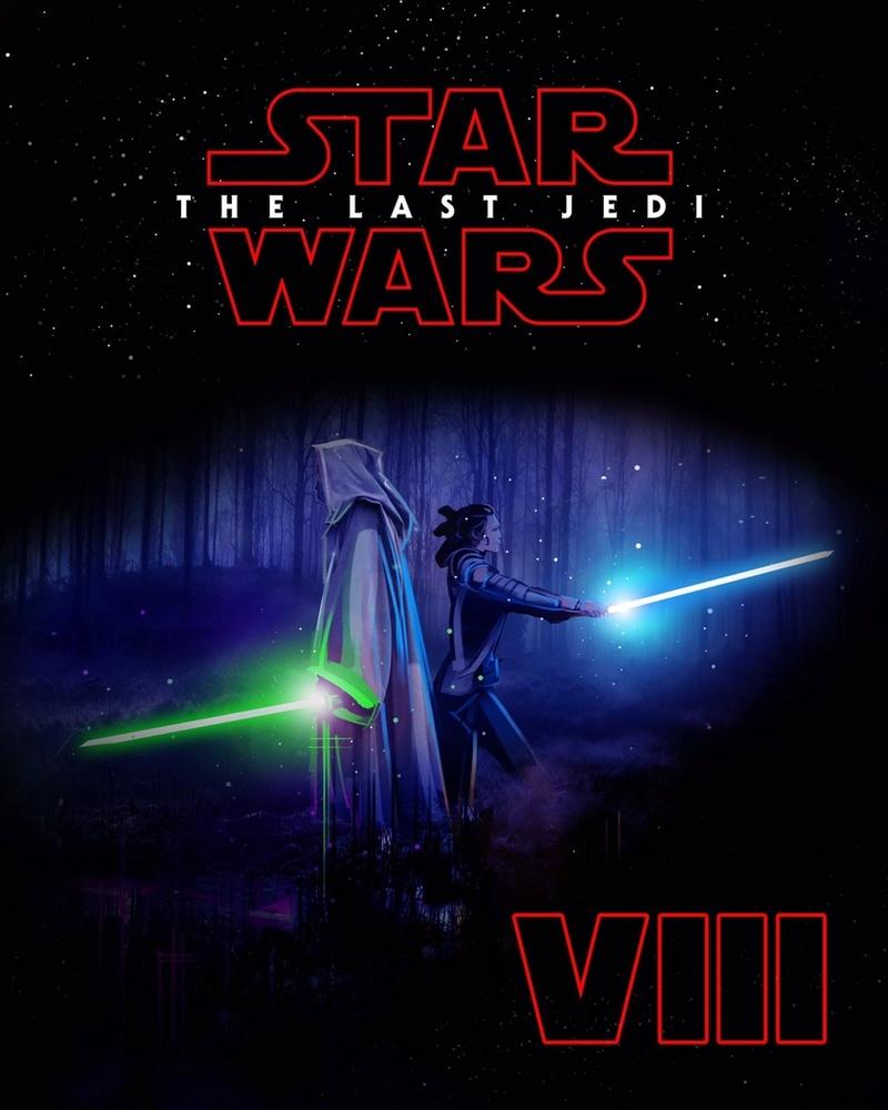 8 - Les posters de Star Wars VIII - The Last Jedi Poster55