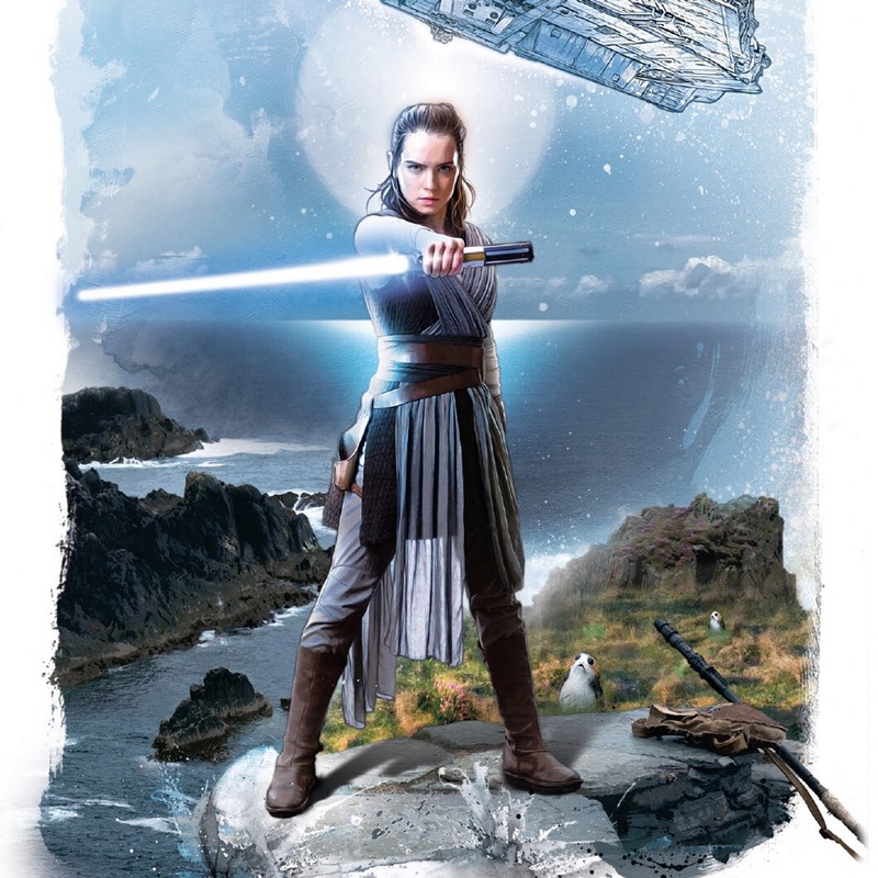 8 - Les posters de Star Wars VIII - The Last Jedi - Page 2 Poster61