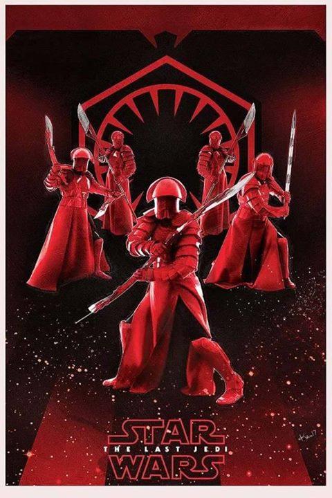 8 - Les posters de Star Wars VIII - The Last Jedi - Page 2 Poster64