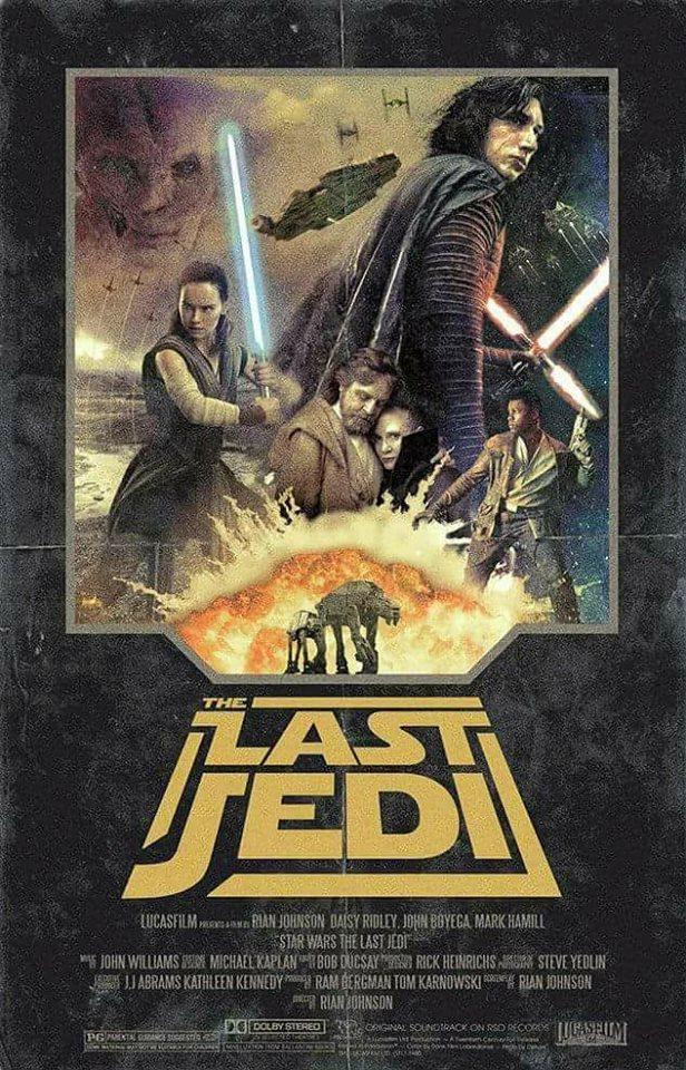 8 - Les posters de Star Wars VIII - The Last Jedi - Page 2 Poster65