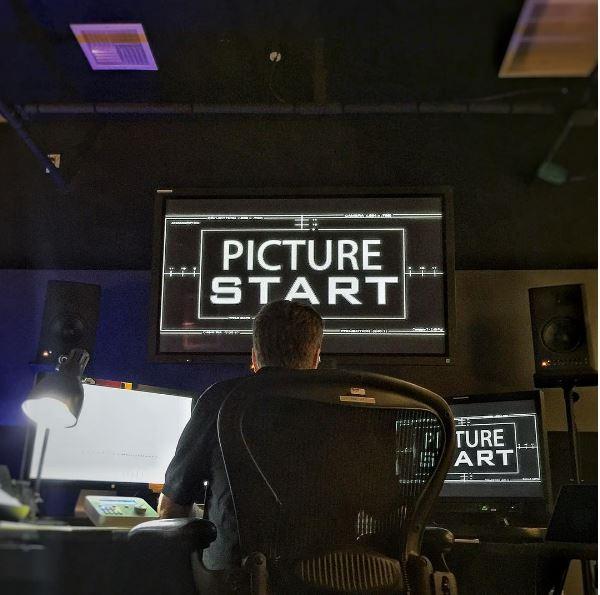 Rian Johnson - Behind The Scene Star Wars The Last Jedi Postpr10