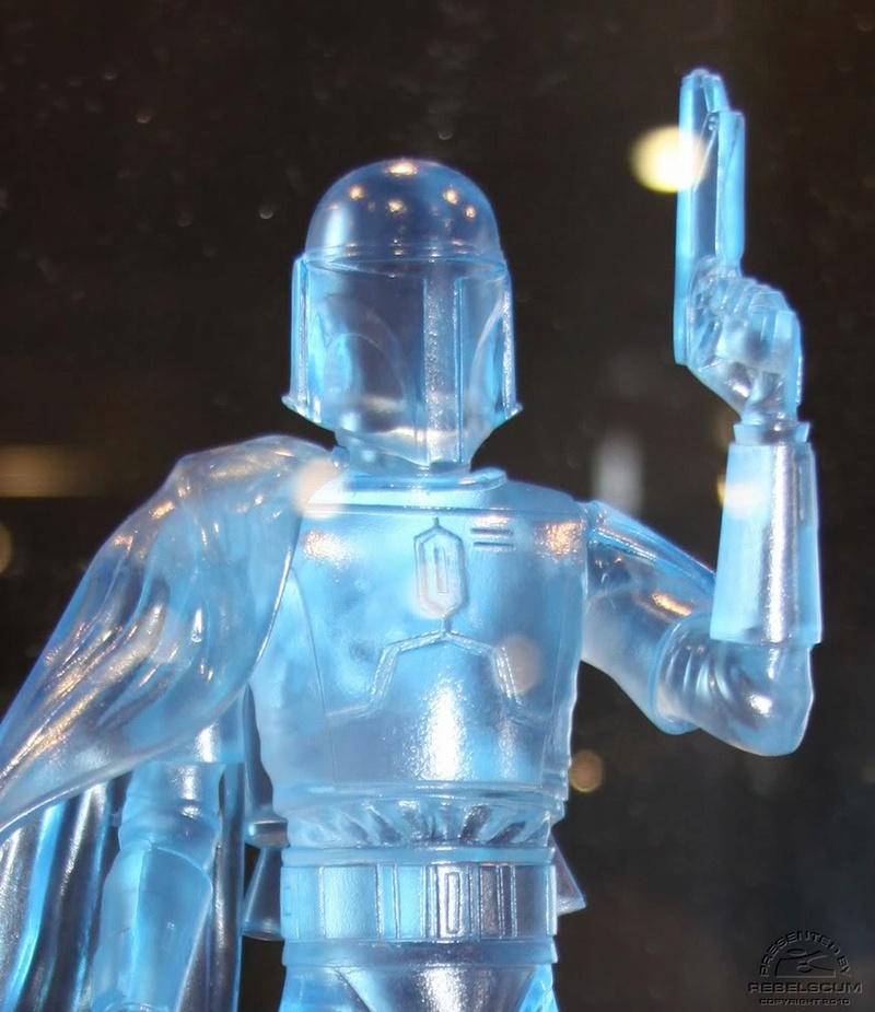 Gentle Giant  - Pre Vizsla Holographic Statue Previz13