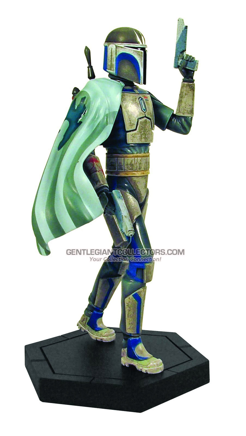 Gentle Giant  - Pre Vizsla Holographic Statue Previz15