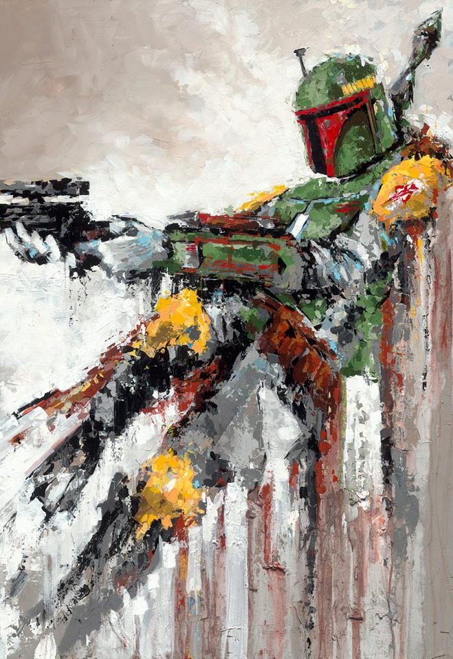 Artwork Star Wars - ACME - Provoked Provok10