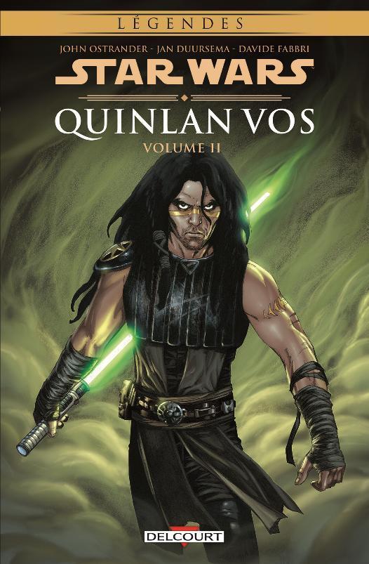 Star Wars Intégrale Quinlan Vos volume II Quinla10