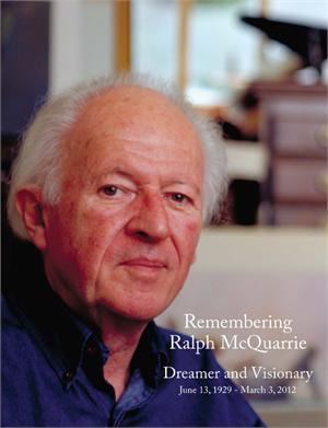 Star Wars Celebration VI: Ralph McQuarrie Tribute  Ralph010