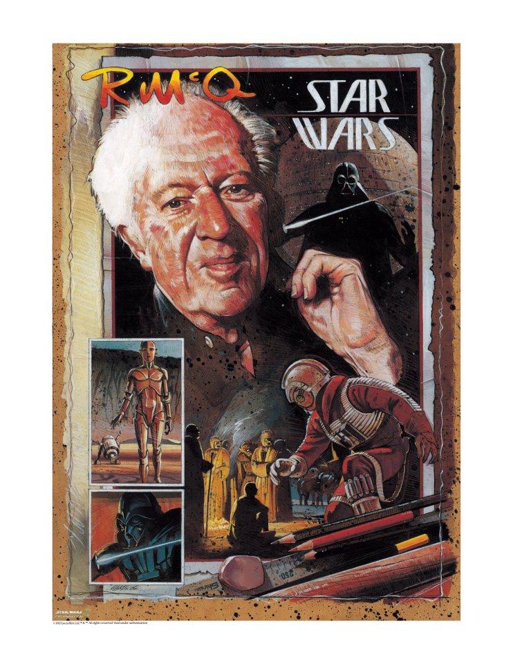 Star Wars Celebration VI: Ralph McQuarrie Tribute  Ralph012