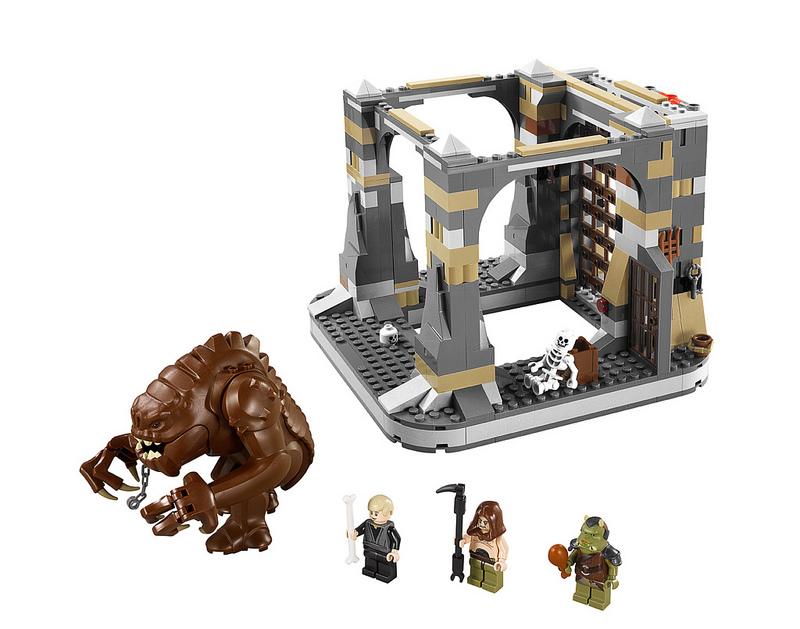 LEGO STAR WARS - 75005 - Rancor Pit Rancor16