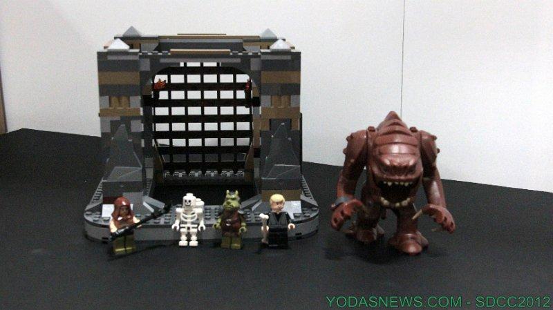 LEGO STAR WARS - 75005 - Rancor Pit Rancor17