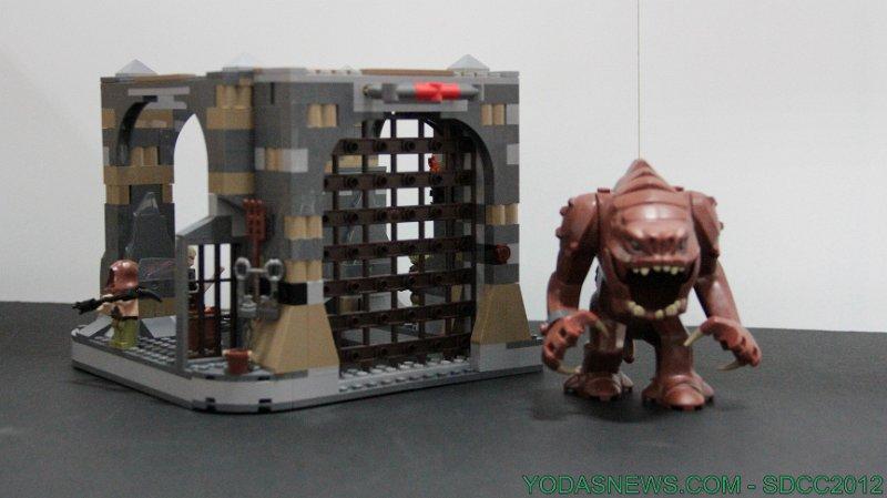 LEGO STAR WARS - 75005 - Rancor Pit Rancor18
