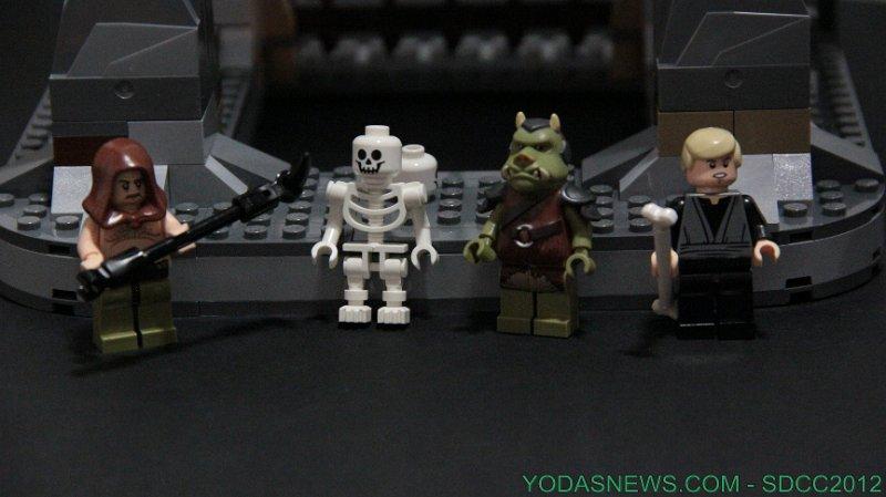 LEGO STAR WARS - 75005 - Rancor Pit Rancor19