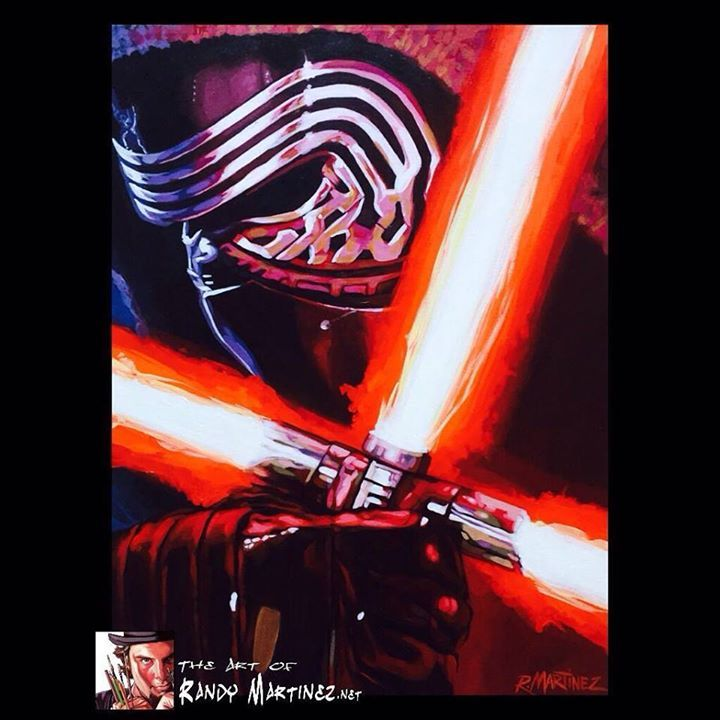 7 - Les posters de Star Wars The Force Awakens - Page 6 Randy_10