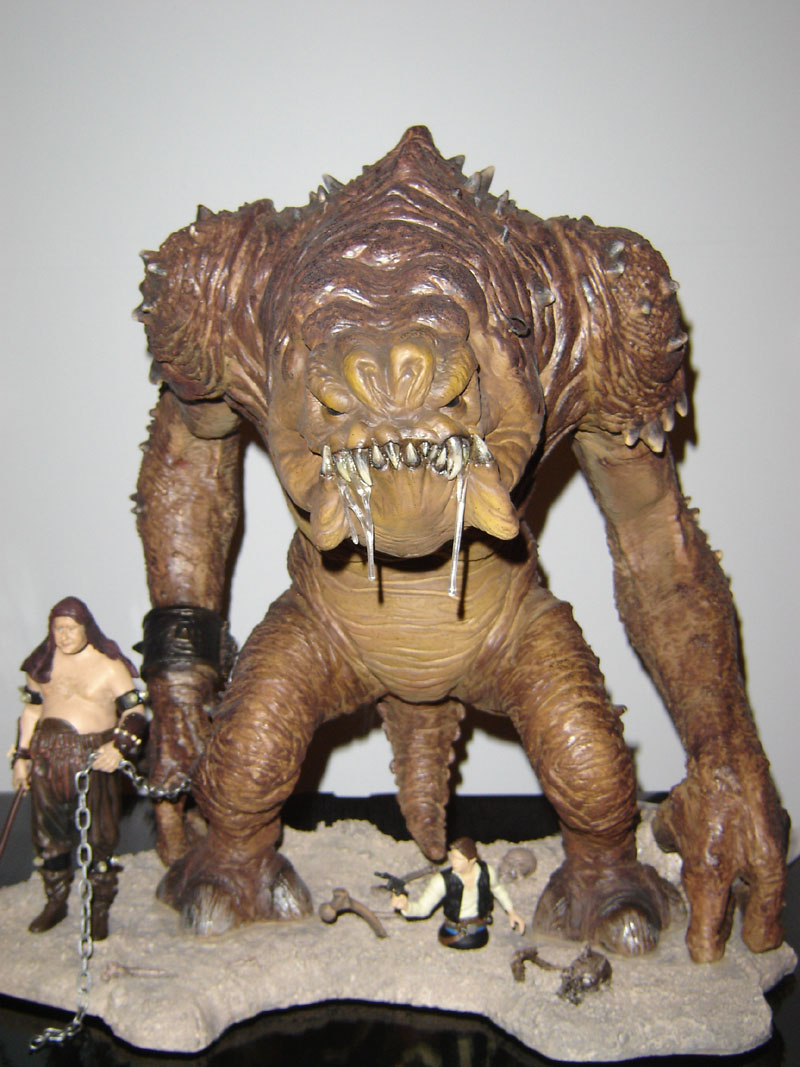 Gentle Giant - Rancor Diorama Rank410