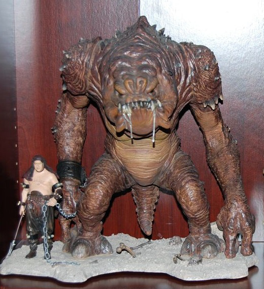 Gentle Giant - Rancor Diorama Rank510