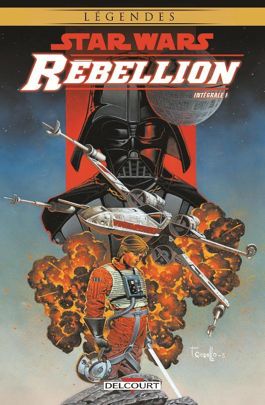 COLLECTION STAR WARS - REBELLION Rebell10
