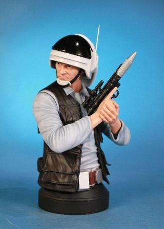 Gentle Giant - Rebel Fleet Trooper - Mini-Bust  Rebelt10
