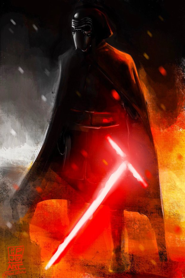 8 - Les RUMEURS de Star Wars VIII - The Last Jedi - Page 5 Ren_zp10