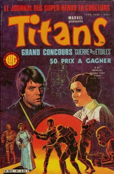 STAR WARS COMICS COLLECTOR - FEVRIER 2010 -  ATLAS Retour10