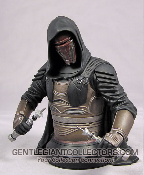 Gentle Giant - Darth Revan Mini Bust Revang10