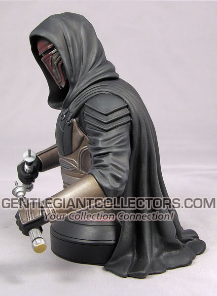 Gentle Giant - Darth Revan Mini Bust Revang13