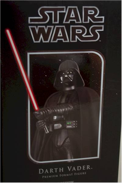 Sideshow Collectibles Darth Vader 1/4 Premium Exclu Edition Review34