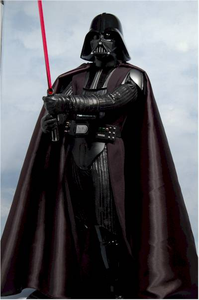 Sideshow Collectibles Darth Vader 1/4 Premium Exclu Edition Review35