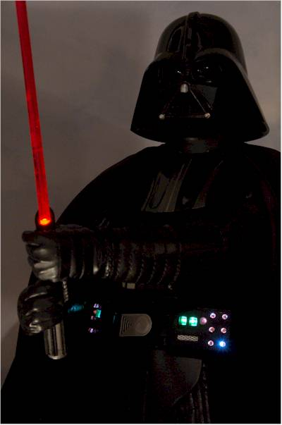 Sideshow Collectibles Darth Vader 1/4 Premium Exclu Edition Review38