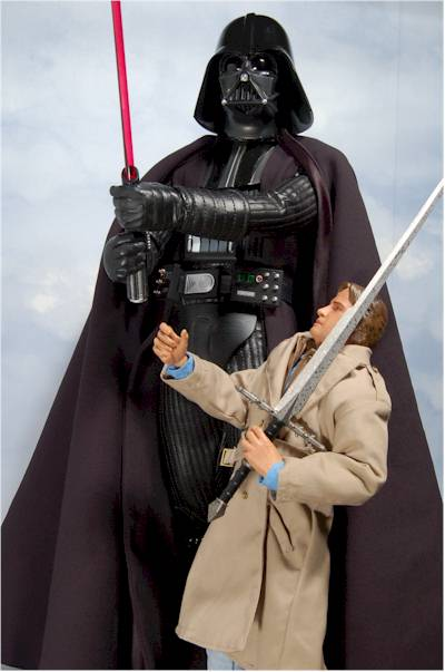 Sideshow Collectibles Darth Vader 1/4 Premium Exclu Edition Review39
