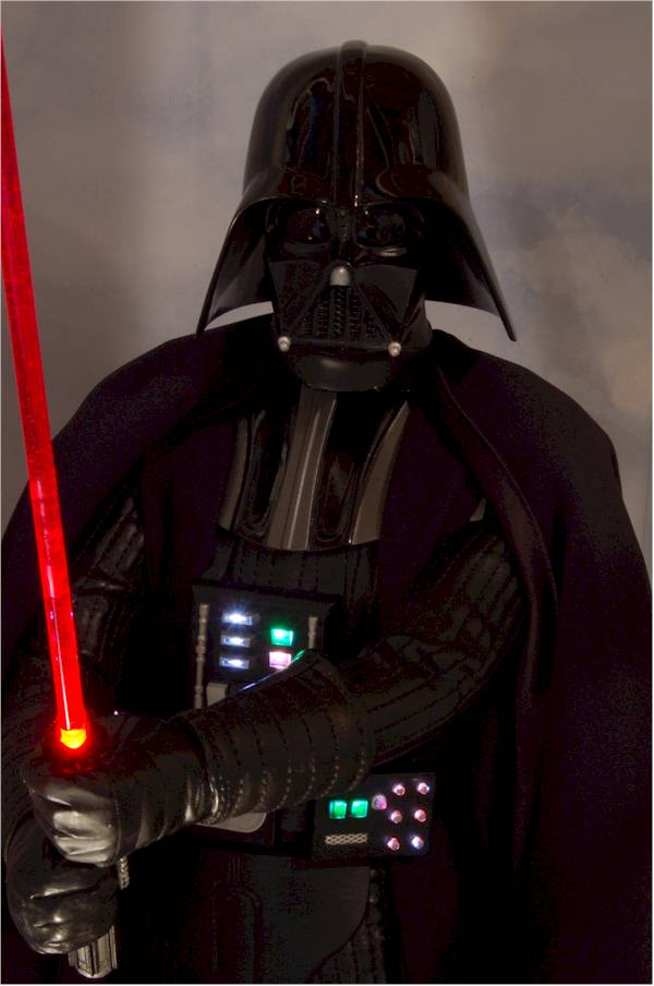 Sideshow Collectibles Darth Vader 1/4 Premium Exclu Edition Review40