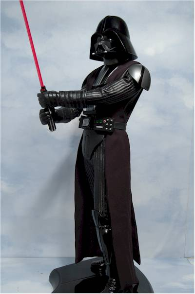 Sideshow Collectibles Darth Vader 1/4 Premium Exclu Edition Review41