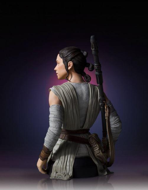 Gentle Giant -  Rey Star Wars Episode 7 Mini Bust 1:6 scale Rey_mi11