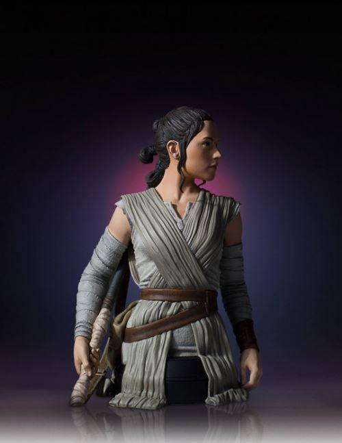 Gentle Giant -  Rey Star Wars Episode 7 Mini Bust 1:6 scale Rey_mi12