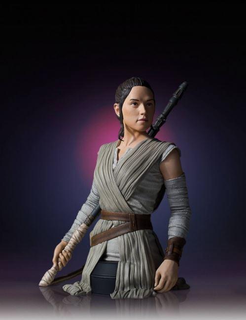 Gentle Giant -  Rey Star Wars Episode 7 Mini Bust 1:6 scale Rey_mi13
