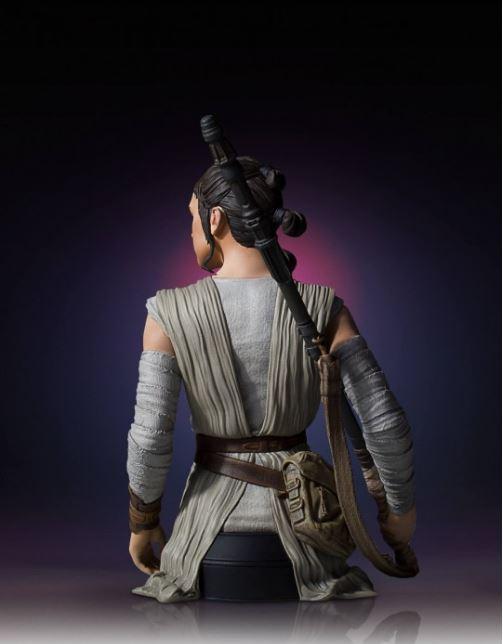 Gentle Giant -  Rey Star Wars Episode 7 Mini Bust 1:6 scale Rey_mi16