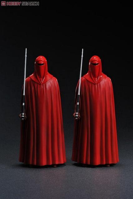 Kotobukiya - Royal Guard Two Pack ARTFX+ Statues Royal010