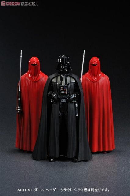 Kotobukiya - Royal Guard Two Pack ARTFX+ Statues Royal015
