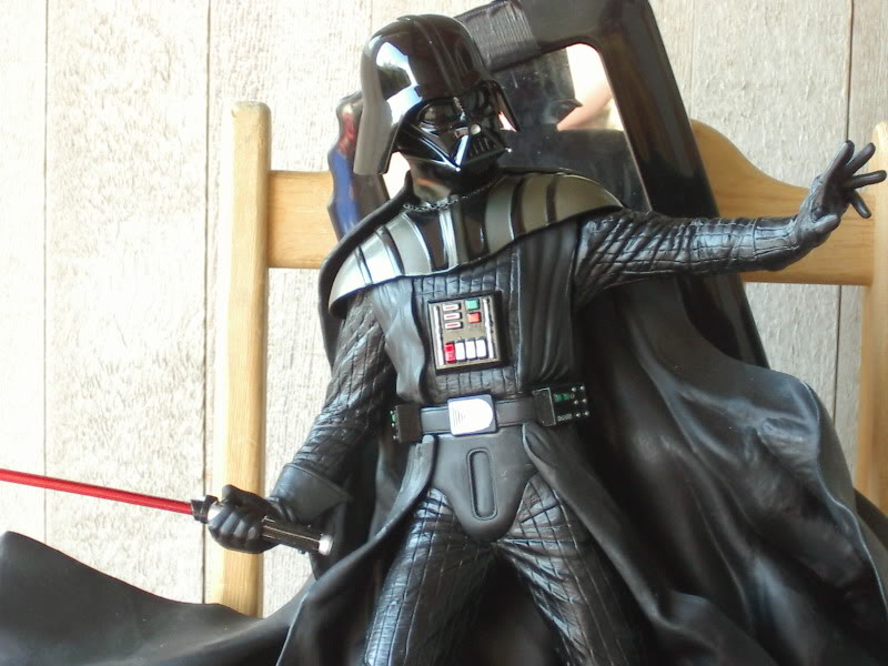 Kotobukiya - Darth Vader ARTFX Statue S-l50110