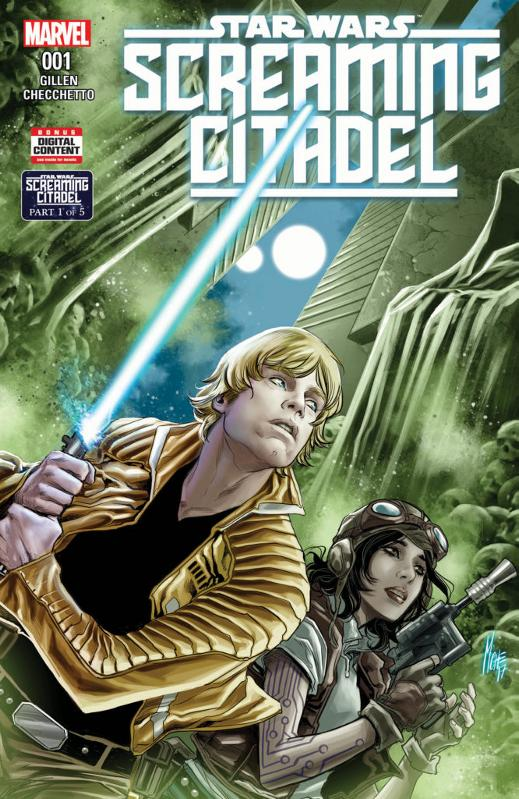 MARVEL - STAR WARS: THE SCREAMING CITADEL S0110